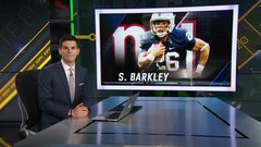 Yates: Barkley takes pressure off Manning