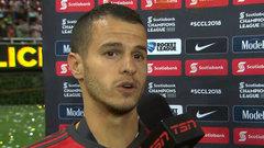 Giovinco on penalty kicks: 'They're not fair'
