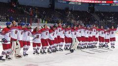 Czech Republic sends Canada packing in U18 quarters