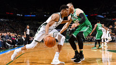 NBA: Celtics 86, Bucks 97