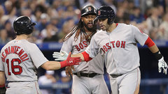 MLB: Red Sox 5, Blue Jays 4