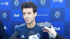 Whitecaps' Felipe: 'It's not about what happens in the beginning, it's how we finish'
