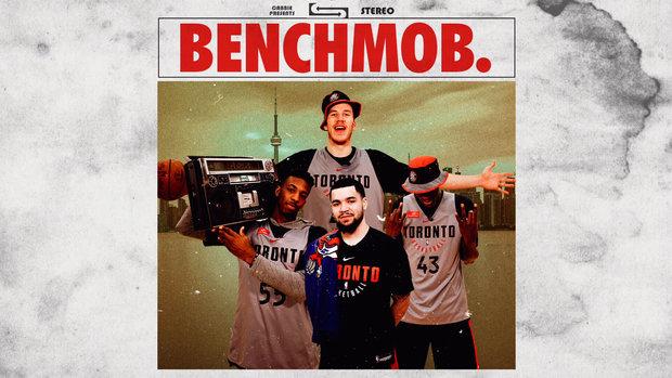 Cabbie Presents: Raptors' Bench Mob