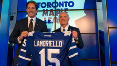 Lamoriello will not return as Maple Leafs GM