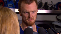 Sedins reflect on night they will 'remember forever'