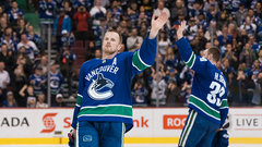 Lalji: Sedins' perfect farewell right up there among Canucks' biggest moments