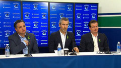 Canucks are 'disappointed' but also 'encouraged' about the identity of the team