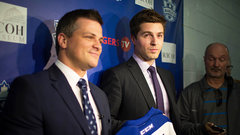 Former Leaf Jeff O'Neill discusses Dubas' promotion to GM of the Maple Leafs