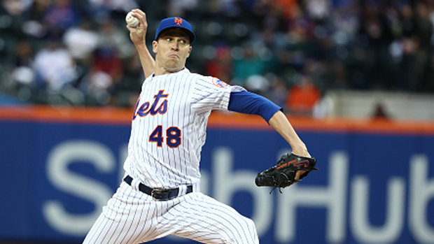 MLB: Diamondbacks 1, Mets 3
