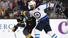 Game 4 one to forget for Byfuglien