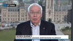 Canada needs to stick to its guns in NAFTA negotiations: Derek Burney