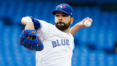 Garcia's injury forces the Jays into another rotation shuffle
