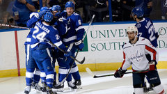 NHL: Capitals 2, Lightning 3
