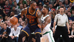 Scott: Cavs have to get LeBron in the post