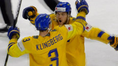 Arvidsson opens the scoring for Sweden