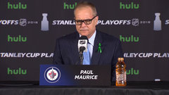 Maurice on elimination game: 'We've been through this before'