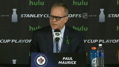 Maurice: 'Difficult to find the positives at this moment'