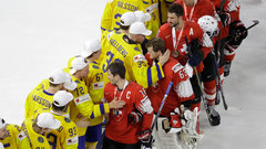 Sweden caps off perfect WHC with shootout win over Switzerland