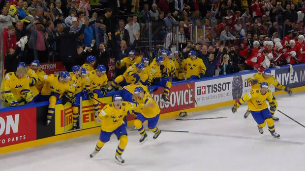 Must See: Sweden wins second straight WHC title in a shootout