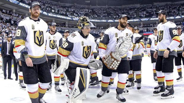 NHL: Golden Knights 2, Jets 1