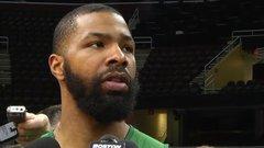 Morris admits he did a poor job guarding LeBron