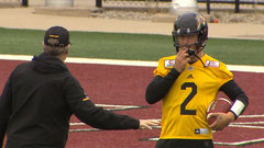 Tiger-Cats 3-in-3: Manziel's first day with the Ticats