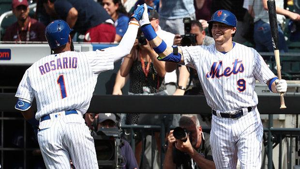 MLB: Diamondbacks 1, Mets 4