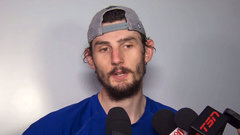 Disappointed Hellebuyck: 'I thought this was our year'