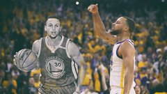 Steph owns the 3rd quarter in the playoffs