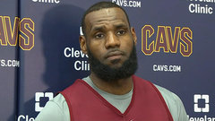 LeBron says playoffs is a great chance for someone to step up