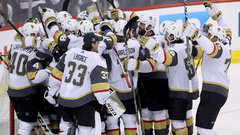 By the Numbers: Vegas' run to the Stanley Cup final