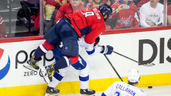 Poulin: Ovechkin was 'rolling over people' in Game 6