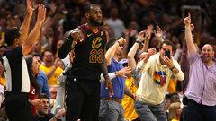 NBA: Celtics 102, Cavaliers 111