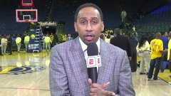 Stephen A.: Rockets' season on the line in Game 4