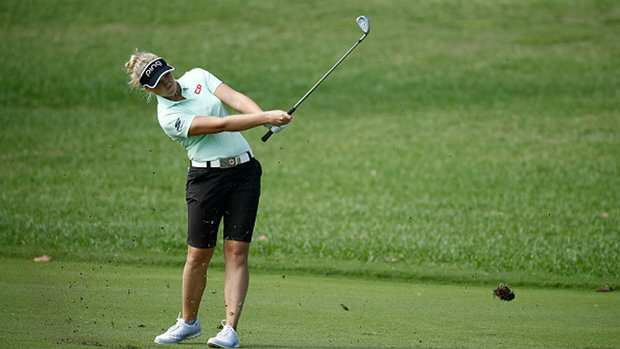 Henderson rounding into form ahead of U.S. Women's Open
