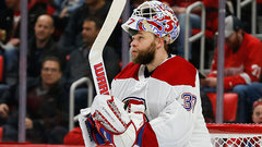 Canadiens, Niemi agree on one-year extension