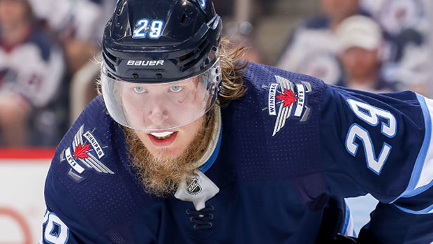 Laine says he's open to signing an extension with Jets