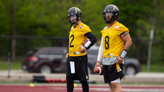 Manziel on CFL: 'I know I have to earn my place up here'