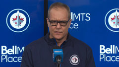 Cheveldayoff, Maurice say the Jets are hungry to finish the job next season