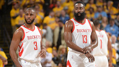 NBA: Rockets 95, Warriors 92