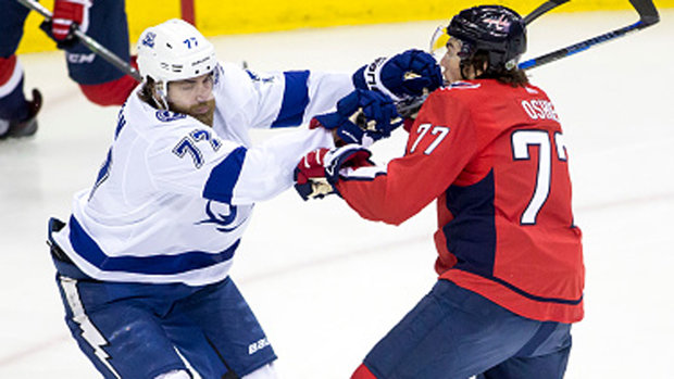 Who has the edge in Game 7 - Capitals or Lightning?