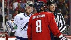 Post 2 Post: Vasilevskiy vs. Ovechkin