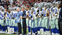 Riddick: NFL's anthem policy is just owners trying to protect their bottom line