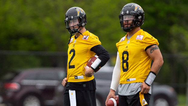 Naylor on Ticats QB situtation: It could be an in-season competition for starting job