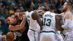 Rose likes Celtics backing Morris after Nance shove