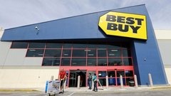 Best Buy shares sink as Amazon threat persists