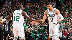 NBA: Cavaliers 83, Celtics 96