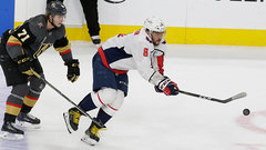 Capitals vs. Golden Knights - Who has the edge up front?