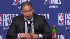 Lue explains Korver's limited minutes