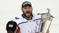 Man of Stihl: Alex Ovechkin